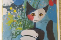 "Rosina Wachtmeister Karte ""For you"""